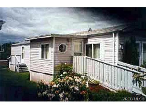 Main Photo: 12 1529 Cooper Rd in VICTORIA: VR Glentana Manufactured Home for sale (View Royal)  : MLS®# 314925