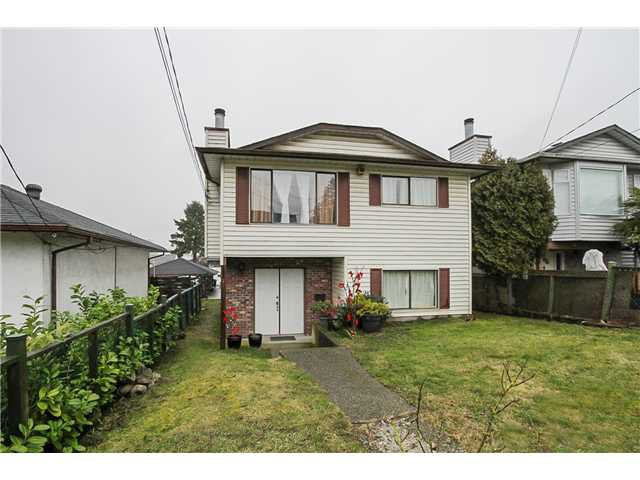 Main Photo: 7731 CANADA Way in Burnaby: Edmonds BE House for sale (Burnaby East)  : MLS®# V1075205