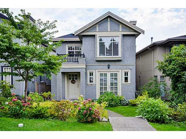 """Main Photo: 4042 W 35TH Avenue in Vancouver: Dunbar House for sale in """"DUNBAR"""" (Vancouver West)  : MLS®# V1078528"""