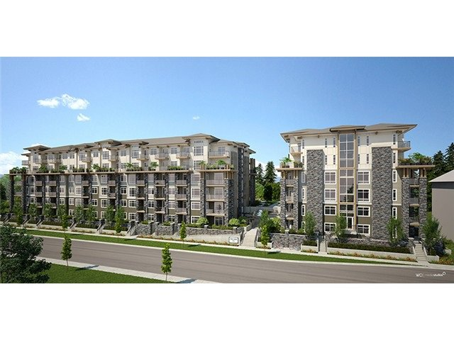 Main Photo: 603 2465 WILSON AVENUE in Port Coquitlam: Central Pt Coquitlam Condo for sale : MLS®# R2028522