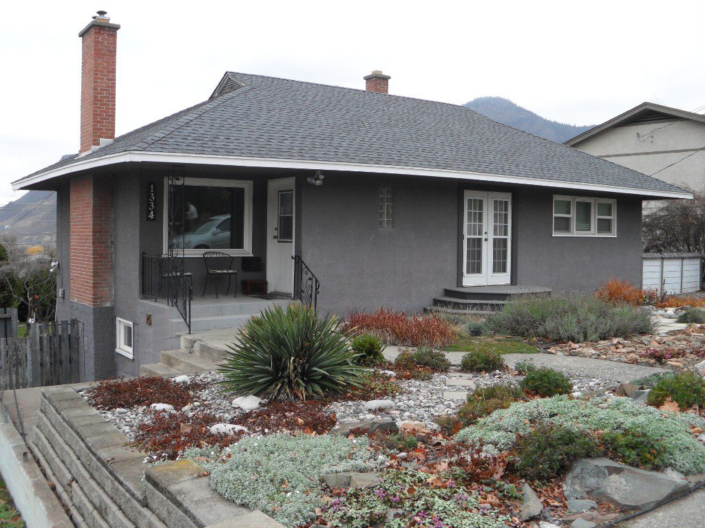 Main Photo: 1334 Dominion Crescent in Kamloops: South Kamloops House for sale : MLS®# 137783