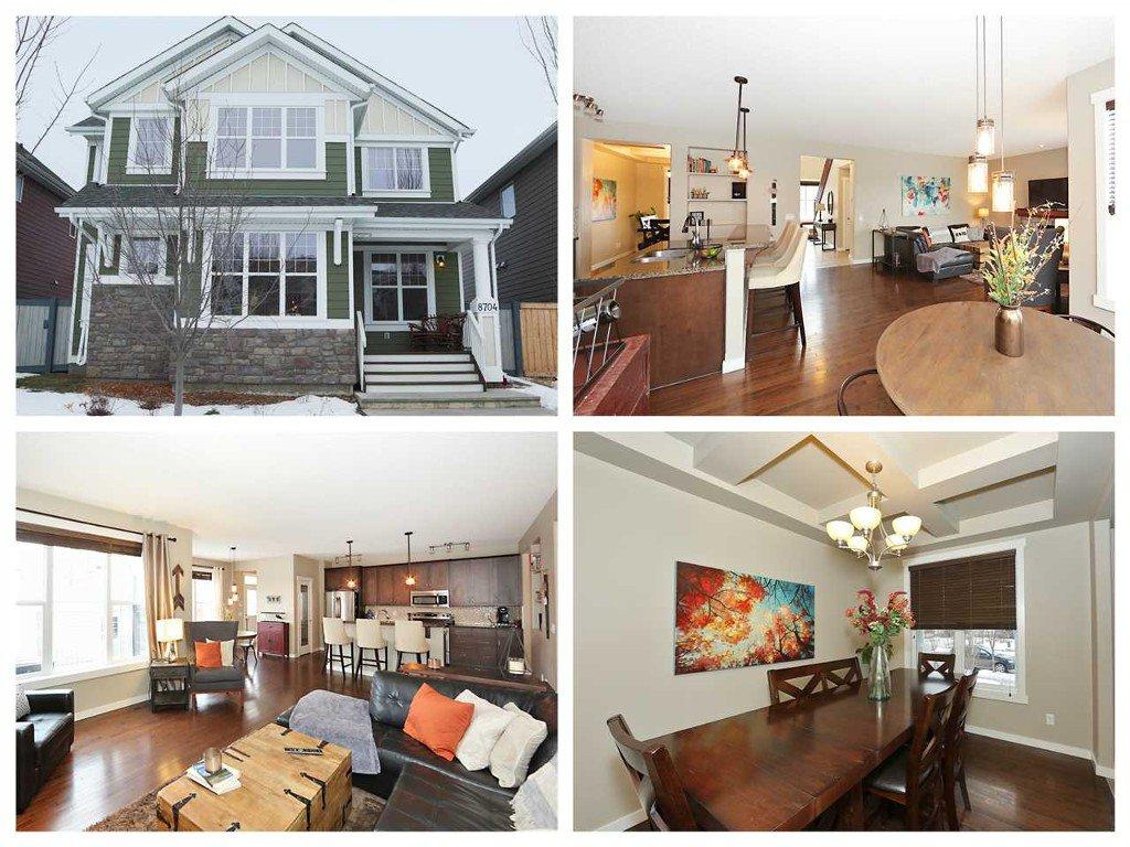 Main Photo: 8704 Summerside Grande BV SW in Edmonton: House for sale