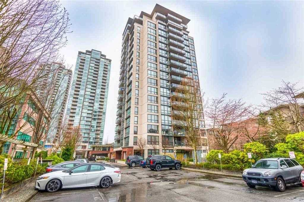 """Main Photo: 1206 2959 GLEN Drive in Coquitlam: North Coquitlam Condo for sale in """"PARC"""" : MLS®# R2389644"""