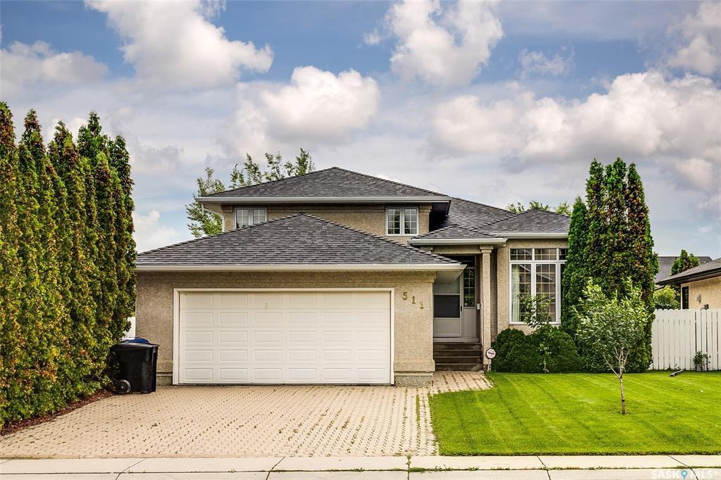 Main Photo: 511 Blackthorn Crescent in Saskatoon: Briarwood Residential for sale : MLS®# SK781607