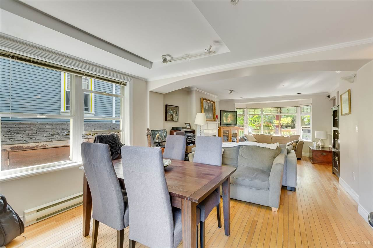 Photo 8: Photos: 1 2540 MANITOBA Street in Vancouver: Mount Pleasant VW House 1/2 Duplex for sale (Vancouver West)  : MLS®# R2397252