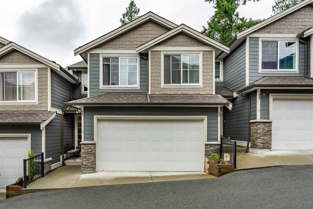 "Main Photo: 6 11384 BURNETT Street in Maple Ridge: East Central Townhouse for sale in ""MAPLE CREEK LIVING"" : MLS®# R2414038"