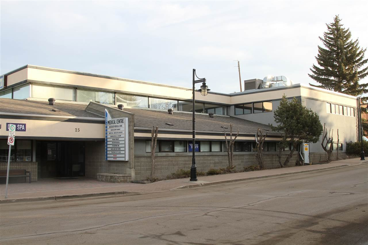 Main Photo: 202 25 St. Michael Street: St. Albert Office for lease : MLS®# E4182190