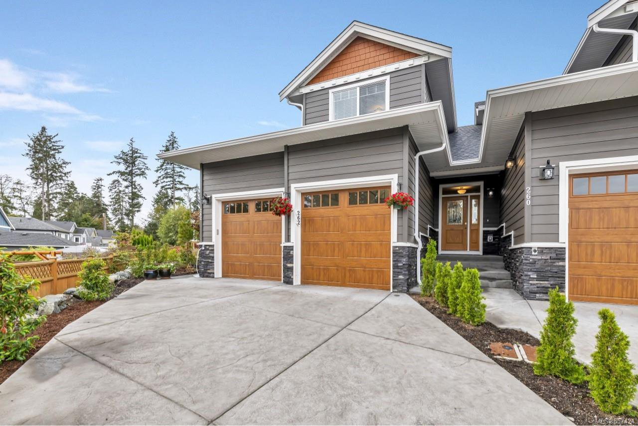 Main Photo: 262 6995 Nordin Rd in : Sk Whiffin Spit Row/Townhouse for sale (Sooke)  : MLS®# 857424