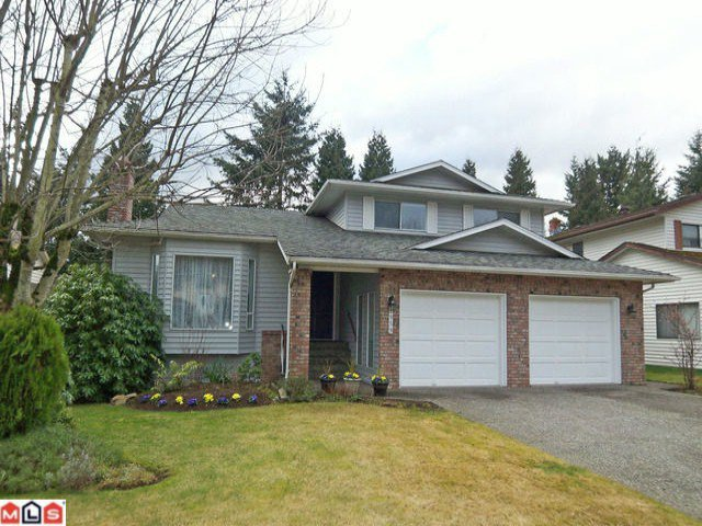 Main Photo: 2959 GLENAVON Street in Abbotsford: Abbotsford East House for sale : MLS®# F1203406