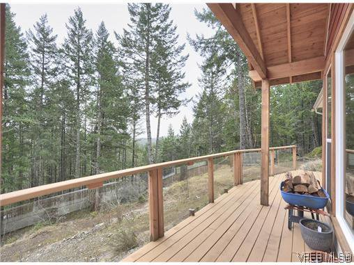 Main Photo: 1500 Todd Lane in VICTORIA: Me Kangaroo Single Family Detached for sale (Metchosin)  : MLS®# 606121