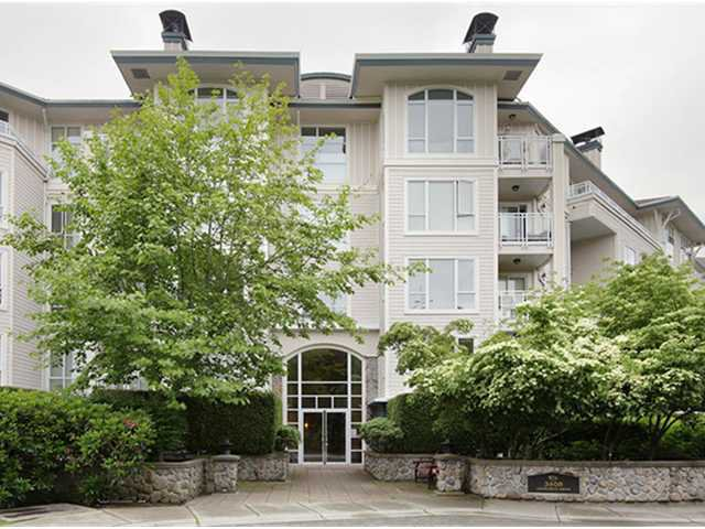 "Main Photo: 319 3608 DEERCREST Drive in North Vancouver: Roche Point Condo for sale in ""DEERFIELD AT RAVEN WOODS"" : MLS®# V957346"
