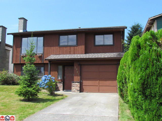 "Main Photo: 2887 WOODLAND Drive in Langley: Willoughby Heights House for sale in ""LANGLEY MEADOWS"" : MLS®# F1218305"