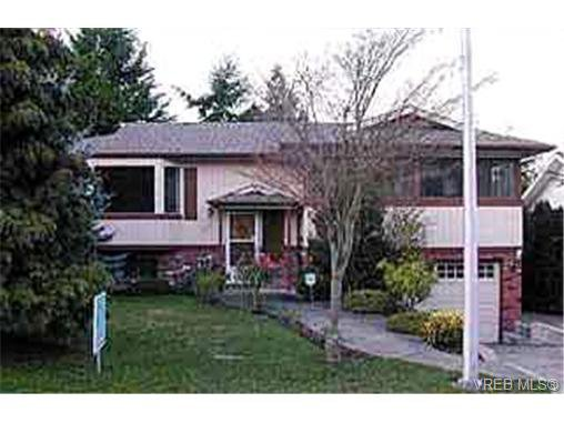 Main Photo:  in VICTORIA: SE Maplewood House for sale (Saanich East)  : MLS®# 369018