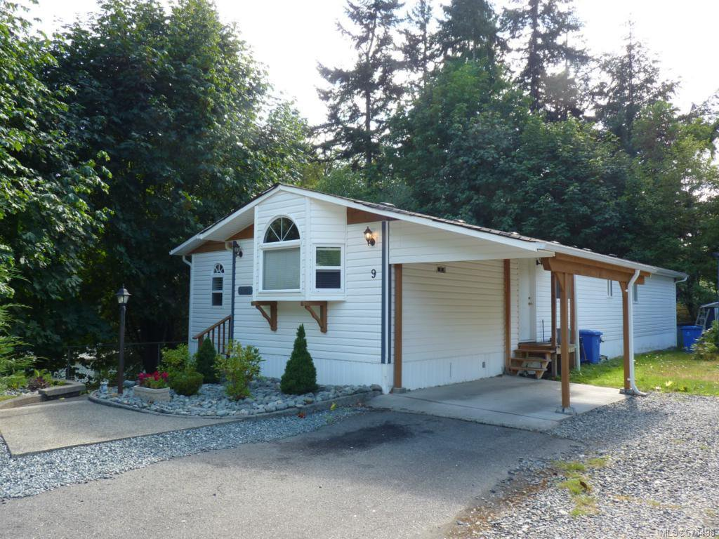 Photo 2: Photos: 9 2785 Wallbank Rd in SHAWNIGAN LAKE: ML Shawnigan Manufactured Home for sale (Malahat & Area)  : MLS®# 678498