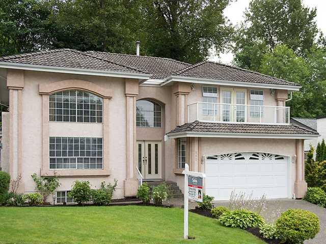 Main Photo: 257 PARE CT in Coquitlam: Central Coquitlam House for sale : MLS®# V1072540