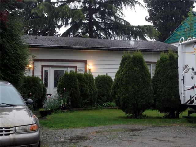 Main Photo: 1960 WESTMINSTER AV in Port Coquitlam: Glenwood PQ House for sale : MLS®# V1120316