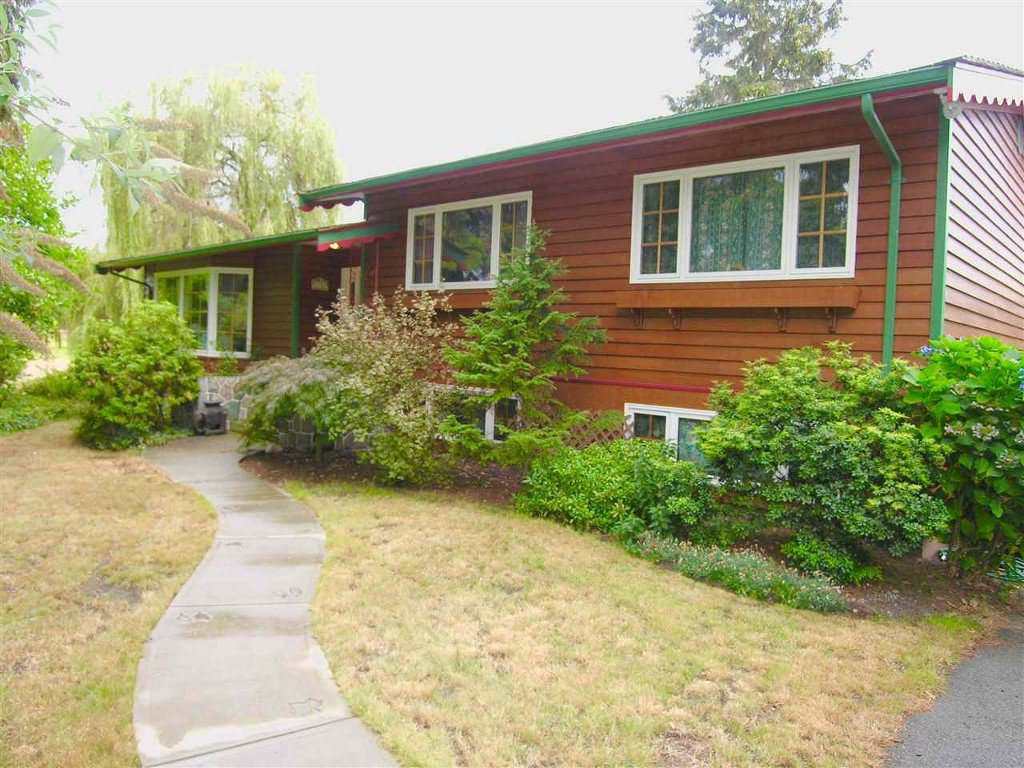 Main Photo: 6187 ALMA STREET in Vancouver: Southlands House for sale (Vancouver West)  : MLS®# R2104000