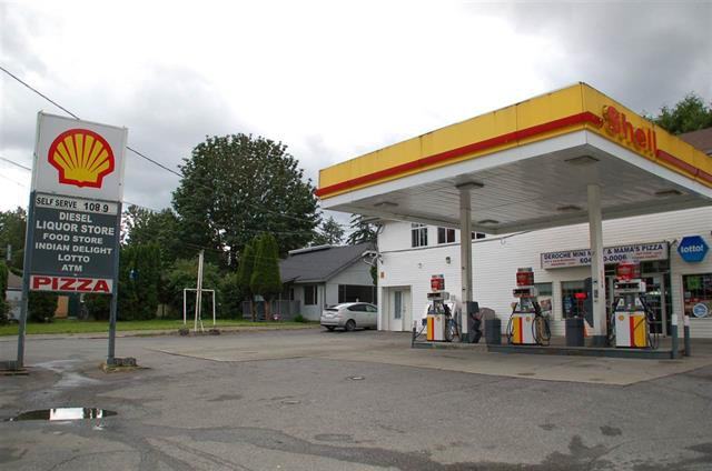 Photo 11: Photos: Exclusive Shell Gas Station with Liquor Store: Business with Property for sale