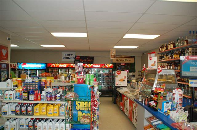 Photo 9: Photos: Exclusive Shell Gas Station with Liquor Store: Business with Property for sale