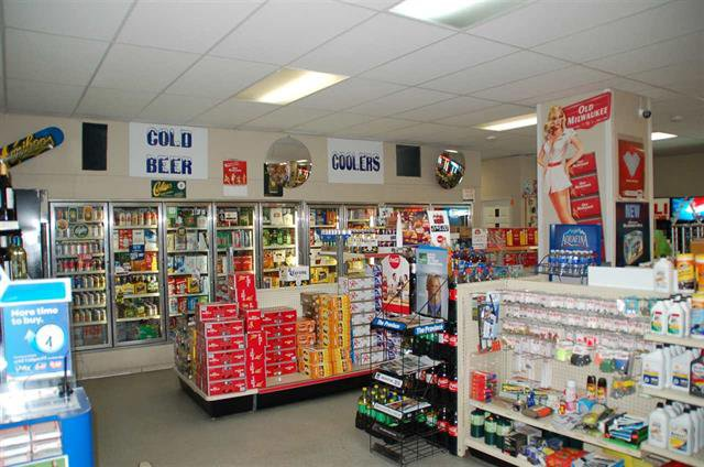 Photo 3: Photos: Exclusive Shell Gas Station with Liquor Store: Business with Property for sale