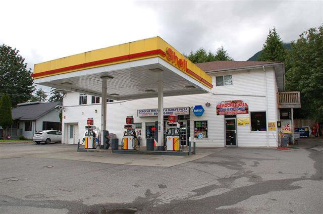 Photo 12: Photos: Exclusive Shell Gas Station with Liquor Store: Business with Property for sale