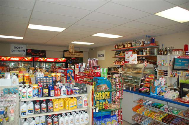 Photo 4: Photos: Exclusive Shell Gas Station with Liquor Store: Business with Property for sale