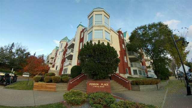 Main Photo: #712 3 PERRON ST: St. Albert Condo for sale : MLS®# E4148448