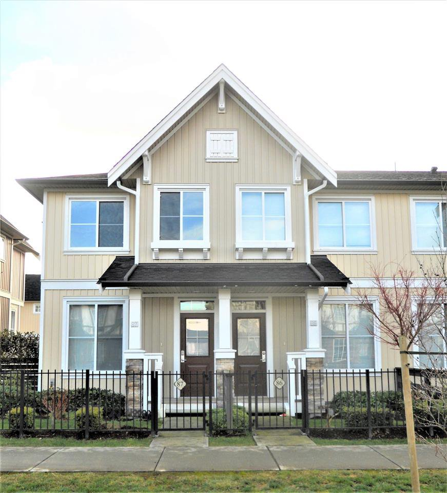 """Main Photo: 86 31032 WESTRIDGE Place in Abbotsford: Abbotsford West Townhouse for sale in """"Harvest"""" : MLS®# R2427733"""
