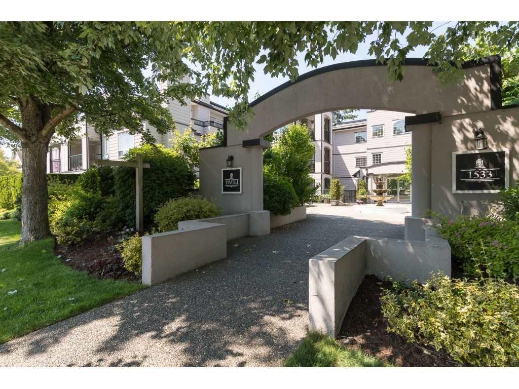 "Main Photo: 208 1533 BEST Street: White Rock Condo for sale in ""TIVOLI"" (South Surrey White Rock)  : MLS®# R2435646"