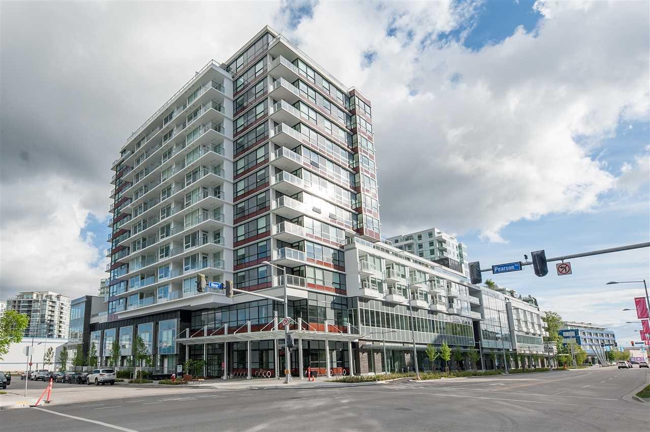 Main Photo: 518 6900 PEARSON Way in Richmond: Brighouse Condo for sale : MLS®# R2455789