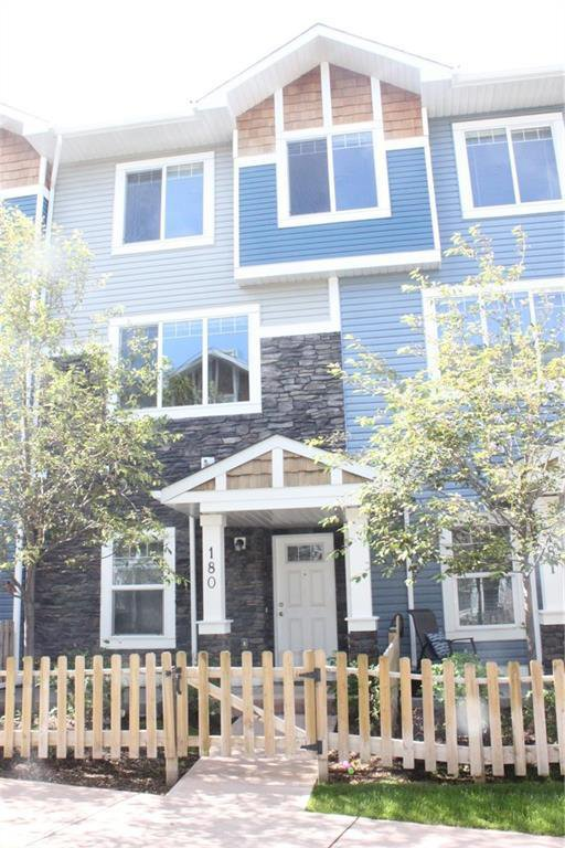 Main Photo: 180 2802 KINGS HEIGHTS Gate SE: Airdrie Row/Townhouse for sale : MLS®# C4302542