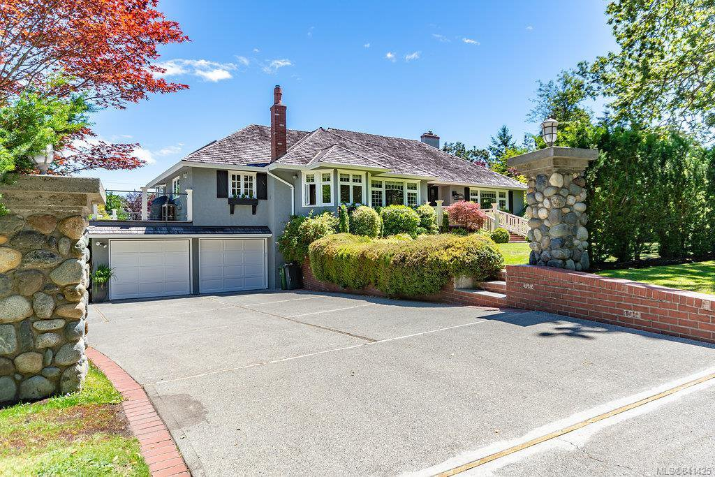 Main Photo: 3295 Ripon Rd in Oak Bay: OB Uplands House for sale : MLS®# 841425