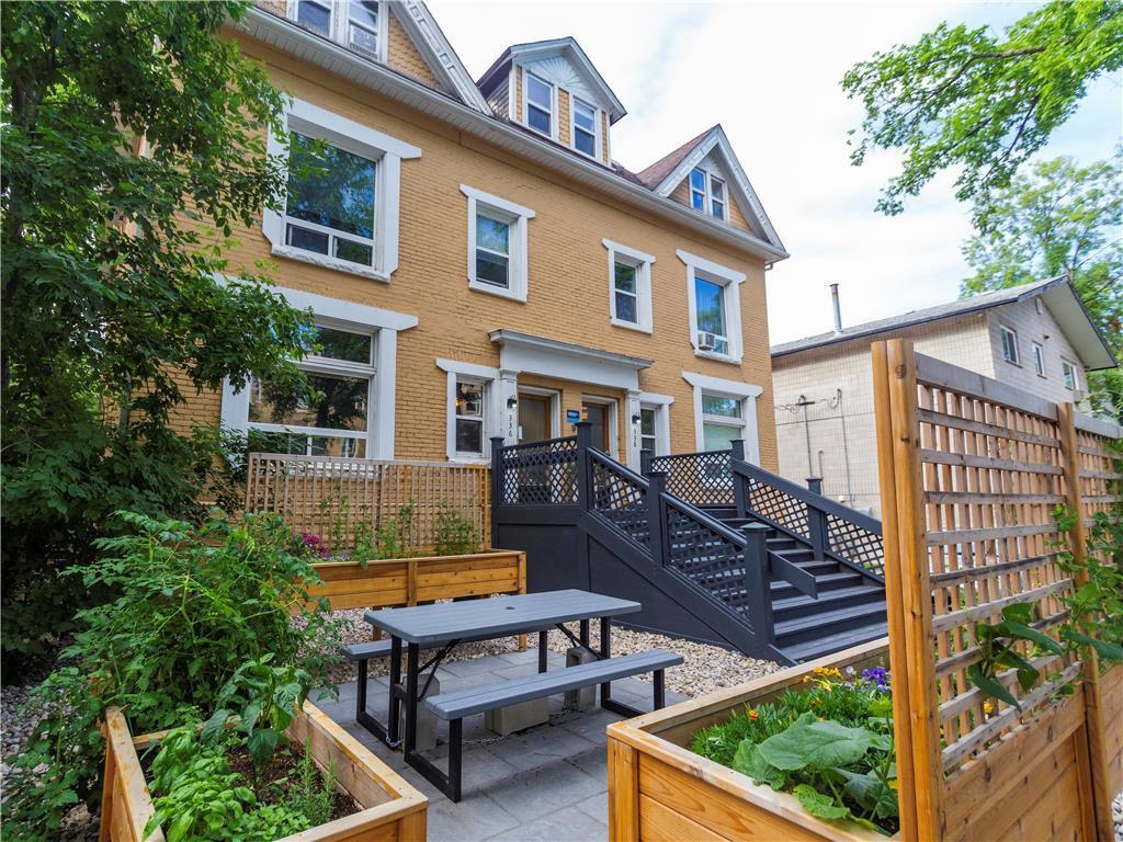 Main Photo: 3 338 River Avenue in Winnipeg: Osborne Village Condominium for sale (1B)  : MLS®# 202026499