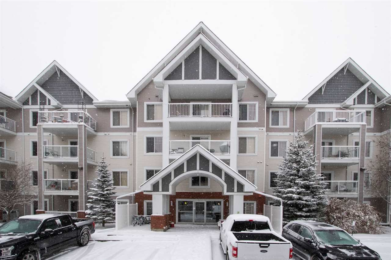 Main Photo: 312 13710 150 AV in Edmonton: Zone 27 Condo for sale : MLS®# E4220539