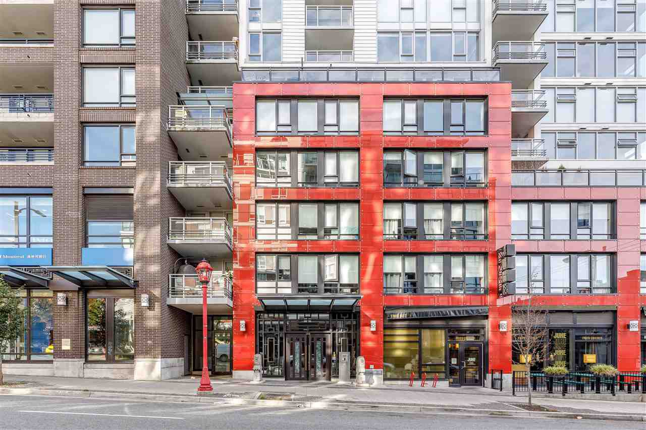 "Main Photo: 615 188 KEEFER Street in Vancouver: Downtown VE Condo for sale in ""188 KEEFER"" (Vancouver East)  : MLS®# R2518074"