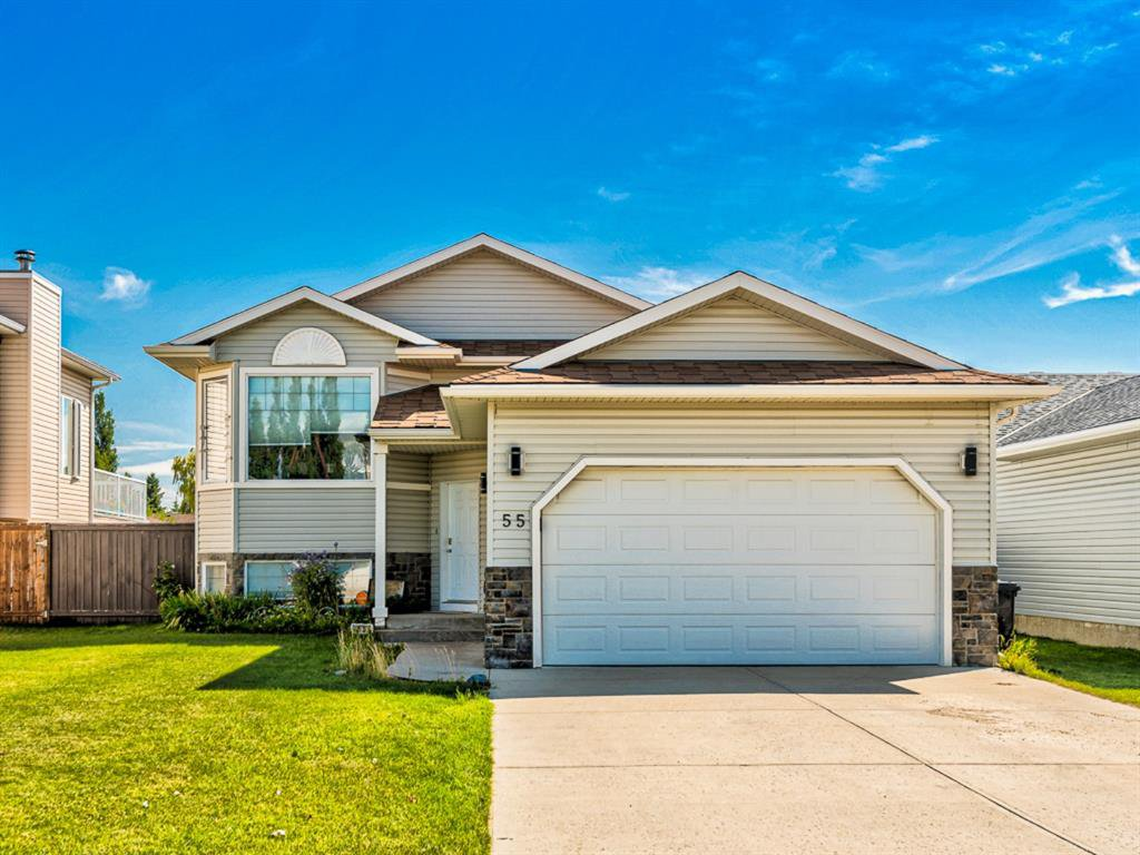 Main Photo: 55 Collins Crescent: Crossfield Detached for sale : MLS®# A1056400