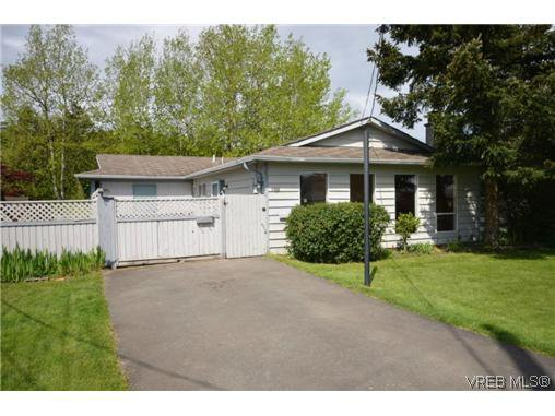 Main Photo: 9606 Epco Drive in SIDNEY: Si Sidney South-West Single Family Detached for sale (Sidney)  : MLS®# 311678