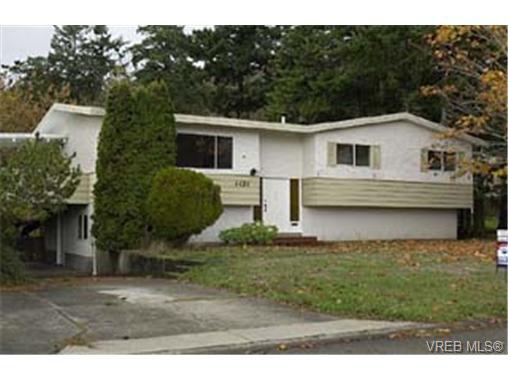 Main Photo: 4426 Fieldmont Crt in VICTORIA: SE Gordon Head Single Family Detached for sale (Saanich East)  : MLS®# 271337