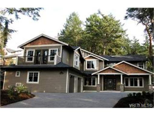 Main Photo: 2179 Gourman Place in VICTORIA: La Thetis Heights Single Family Detached for sale (Langford)  : MLS®# 223576