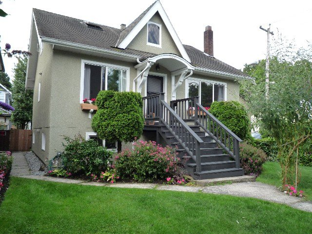 Main Photo: 2520 GRAVELEY Street in Vancouver: Renfrew VE House for sale (Vancouver East)  : MLS®# V1074581