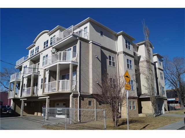 Main Photo: #303 1777 1 ST NE in Calgary: Tuxedo Park Condo for sale : MLS®# C4053000