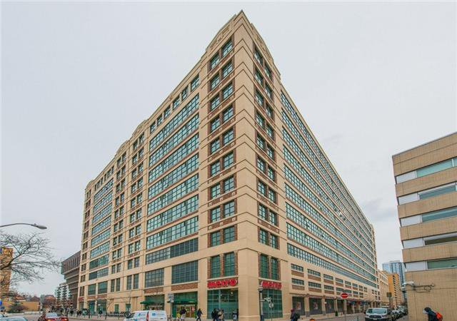 Main Photo: 155 Dalhousie St Unit #1039 in Toronto: Church-Yonge Corridor Condo for sale (Toronto C08)  : MLS®# C3692552