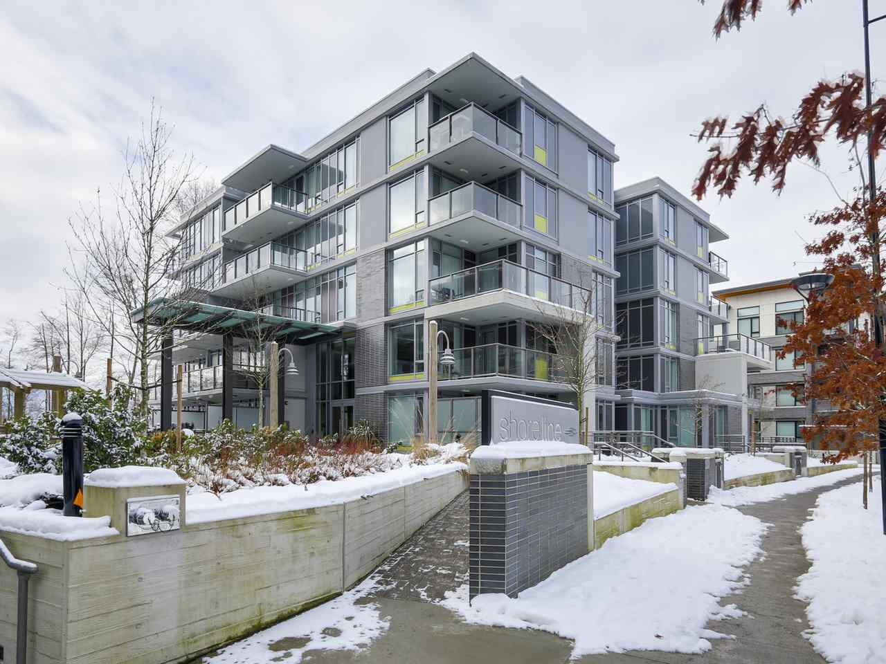 Main Photo: 203 3162 RIVERWALK AVENUE in Vancouver: Champlain Heights Condo for sale (Vancouver East)  : MLS®# R2137881