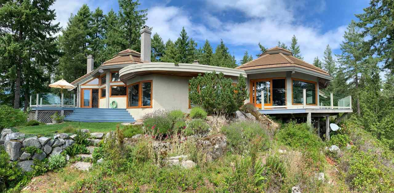 "Main Photo: 2388 GAMBIER Road: Gambier Island House for sale in ""Gambier Harbour"" (Sunshine Coast)  : MLS®# R2392868"