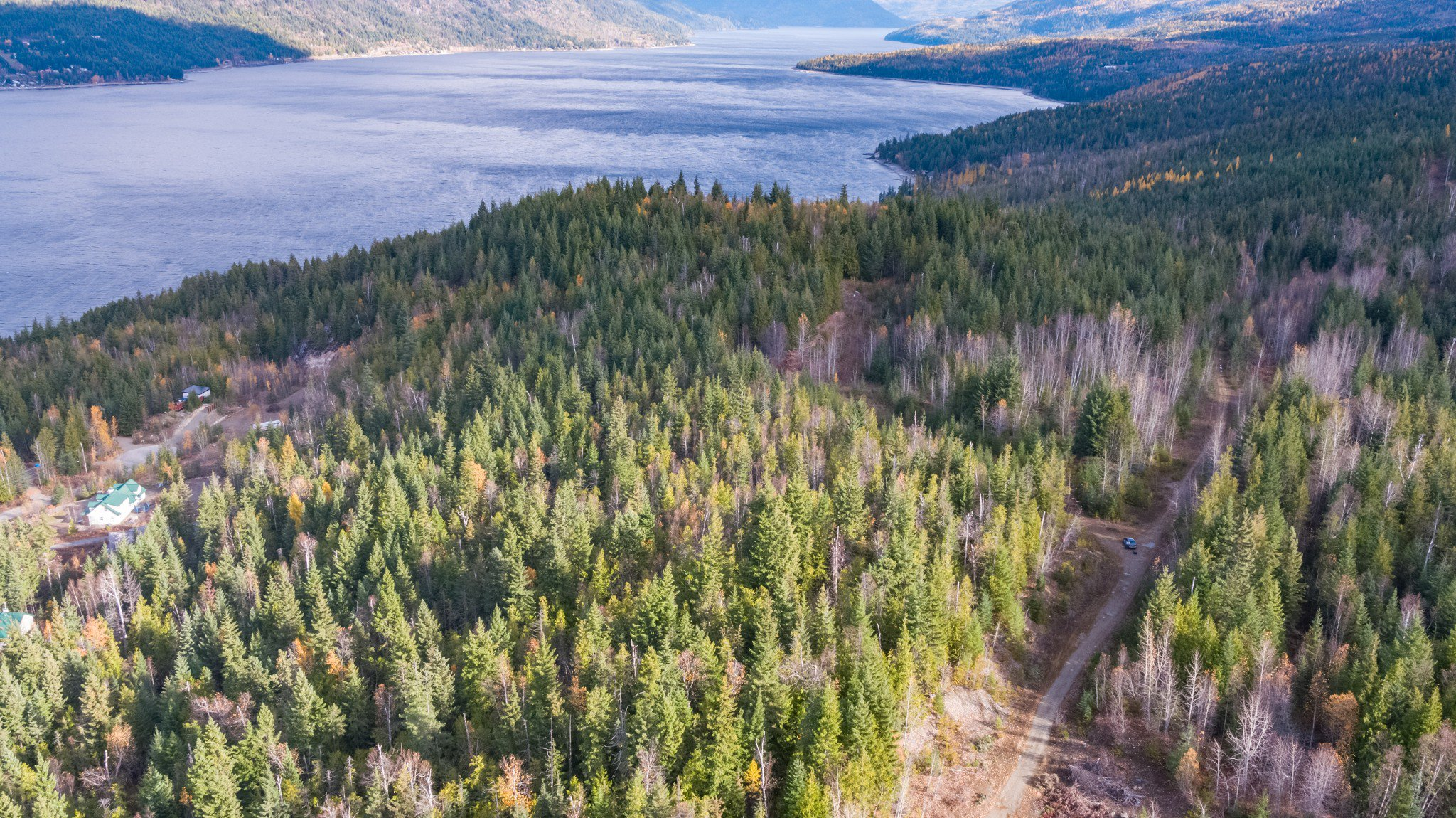 Main Photo: S/W 1/4 IVY ROAD in KAMLOOPS: Eagle Bay Land Only for sale (Shuswap Lake)  : MLS®# 153828