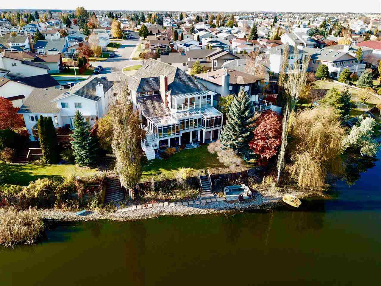 Main Photo: 7604 157 Avenue in Edmonton: Zone 28 House for sale : MLS®# E4178361