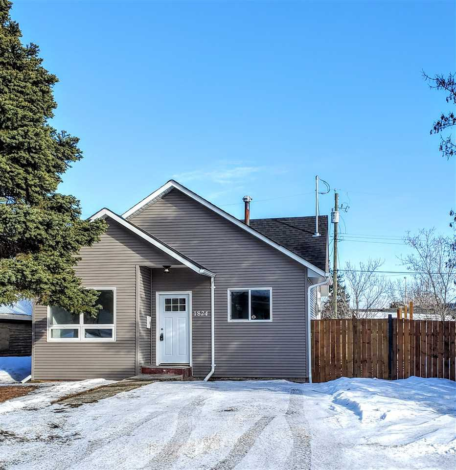Main Photo: 1824 UPLAND Street in Prince George: Van Bow House for sale (PG City Central (Zone 72))  : MLS®# R2439225