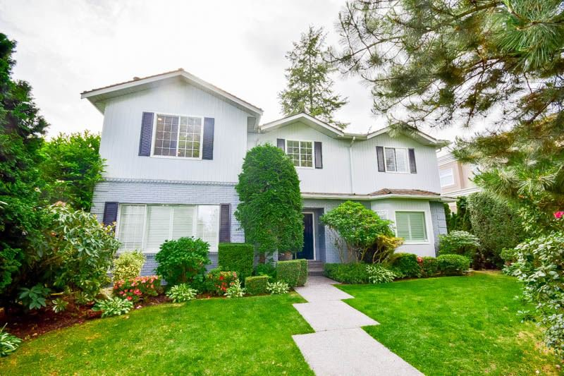 Main Photo: 5759 MONTGOMERY STREET in Vancouver West: South Granville House for sale ()  : MLS®# R2073109