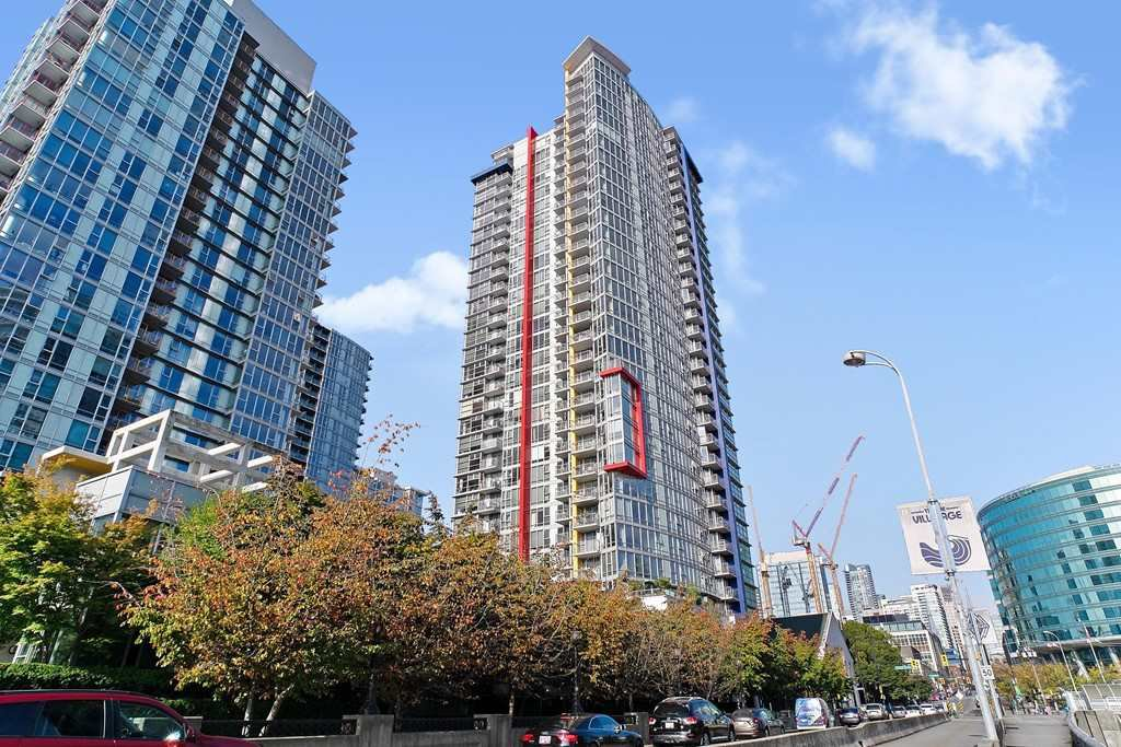 """Main Photo: 2509 602 CITADEL Parade in Vancouver: Downtown VW Condo for sale in """"SPECTRUM"""" (Vancouver West)  : MLS®# R2506584"""