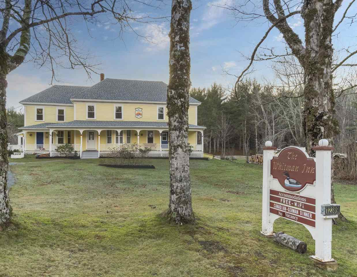 Main Photo: 12389 Highway 8 in Kempt: 406-Queens County Residential for sale (South Shore)  : MLS®# 202025229